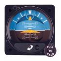 """4200-11 Elektr.umělý horizont Mid-Continent 2"""" Delta symbol"""