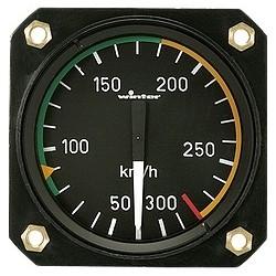 7511 WINTER Rychloměr 300 km/h